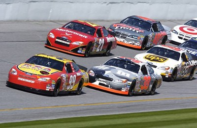 Nascar-Racing-in-Las-Vegas
