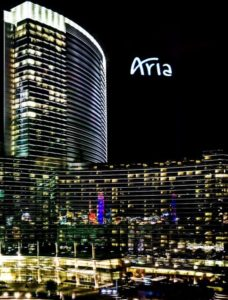 Casino Aria in Las Vegas