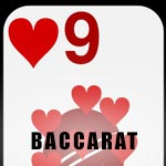 Baccarat - Casinospiel zum Gambling in Las Vegas