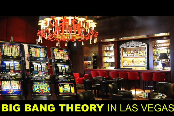 Big Bang Theorie in Las Vegas