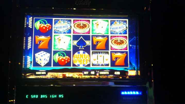 Casino Slot Vegas Jackpot Hit