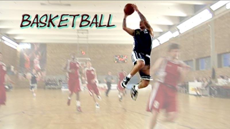 NBA Basketball Demo Jump