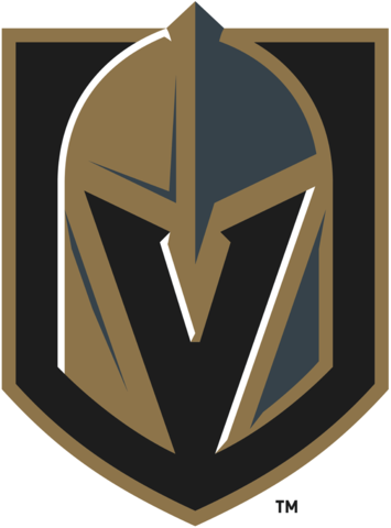 Eishockey in Las Vegas - Golden Knights Logo
