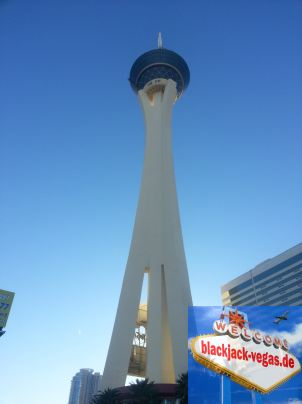Las Vegas Attraktion Stratosphere Tower