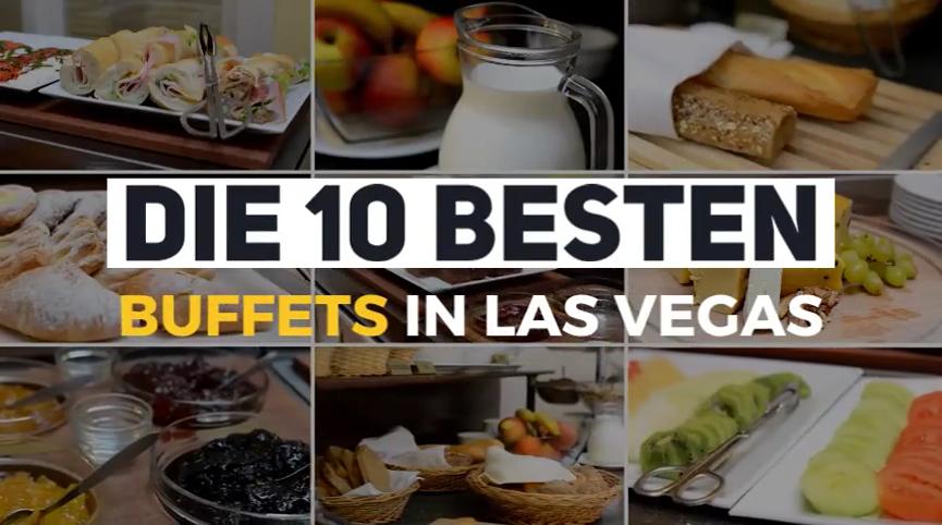 Das beste Buffet in Las Vegas