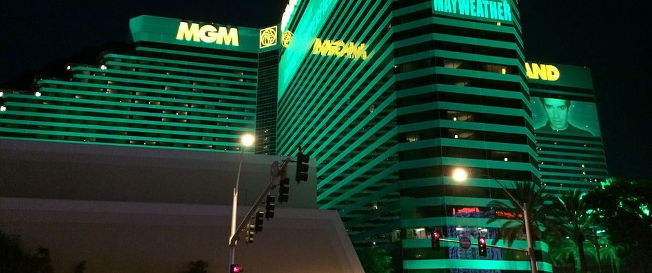 MGM Grand Casino in Las Vegas