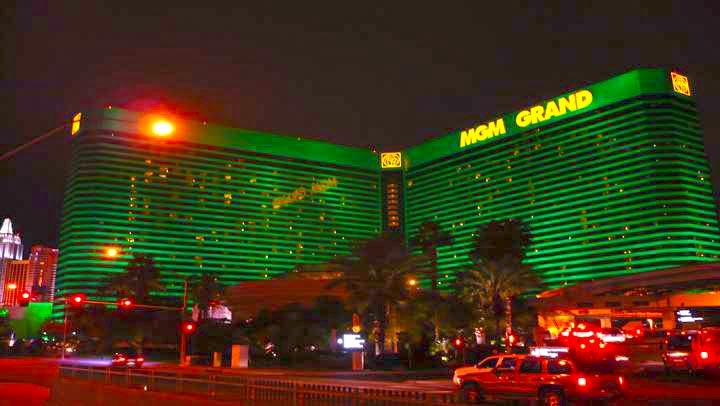 Las Vegas Hotel MGM Grand Casino