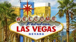 Las Vegas Strip Schild