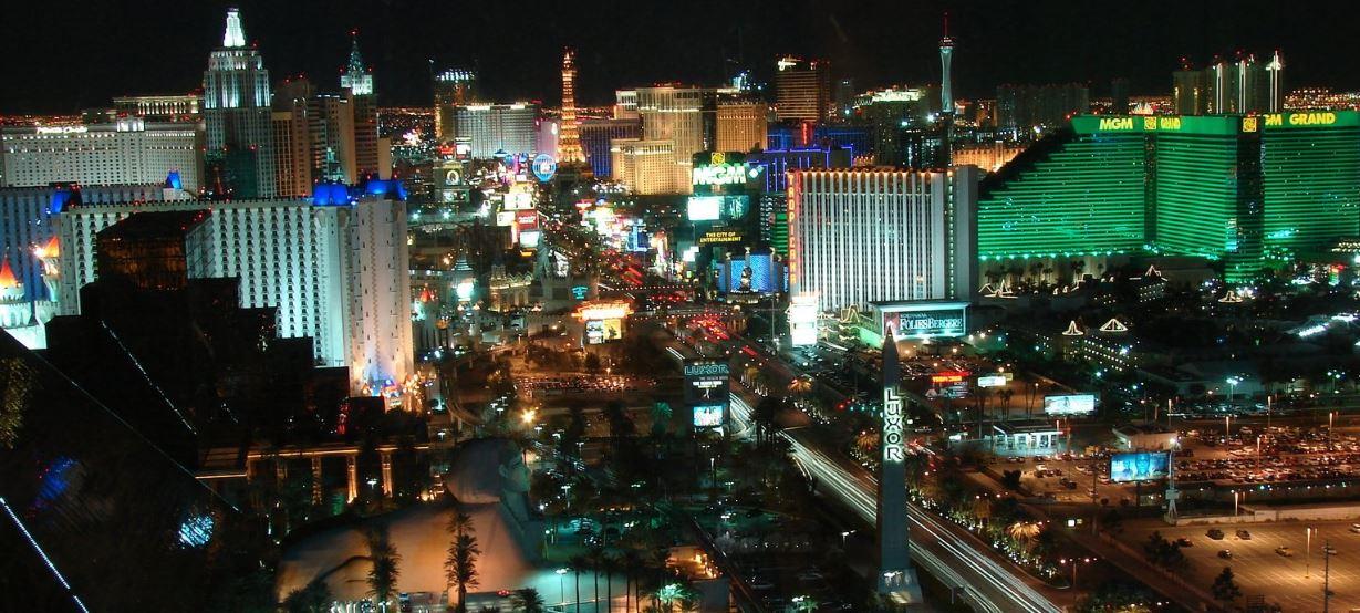 Las Vegas Boulevard - The Strip