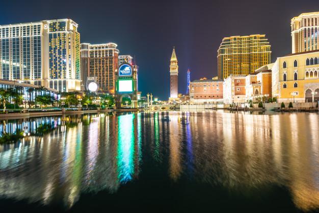 Las Vegas Strip - Sehenswürdigkeiten Venetian