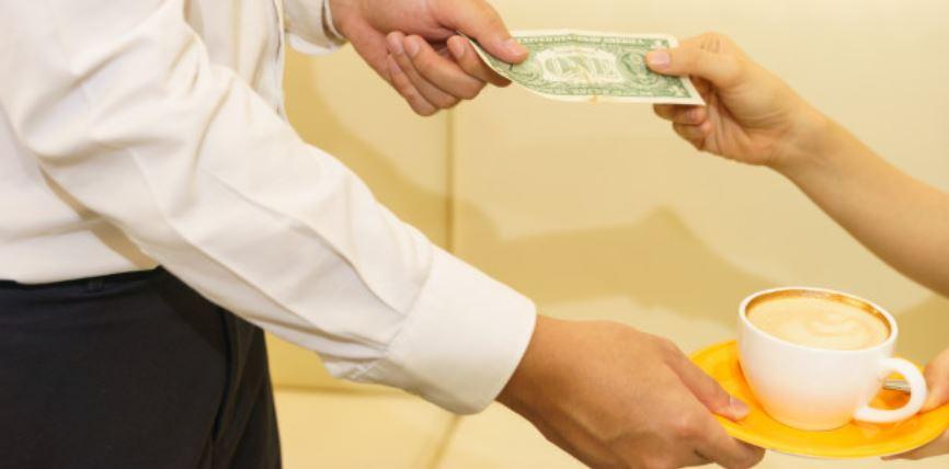 Las Vegas Trinkgeld - Tipp an Penny Slots