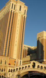Venetian Casino in Las Vegas