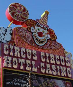 Circus Circus Casino in Las Vegas
