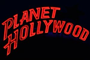 Planet Hollywood Las Vegas Hotel logo
