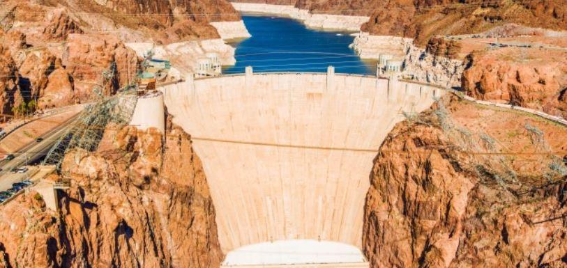 Las Vegas Sehenswürdigkeiten Hoover Dam
