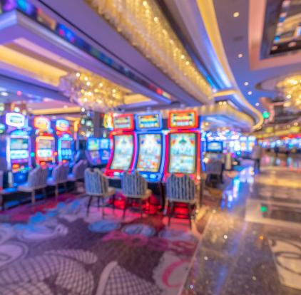 Spielautomaten in Vegas 2020