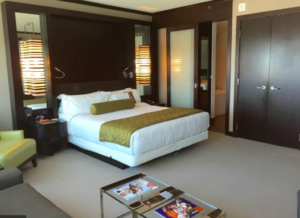 vdara hotel room