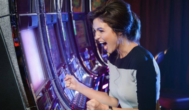 beste Las Vegas Slots Gewinn Frau