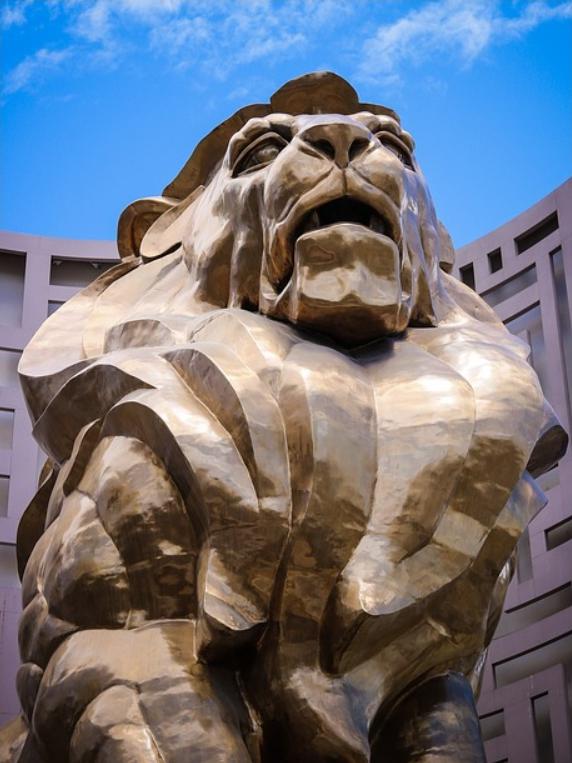 Las-Vegas-Aktie MGM Grand